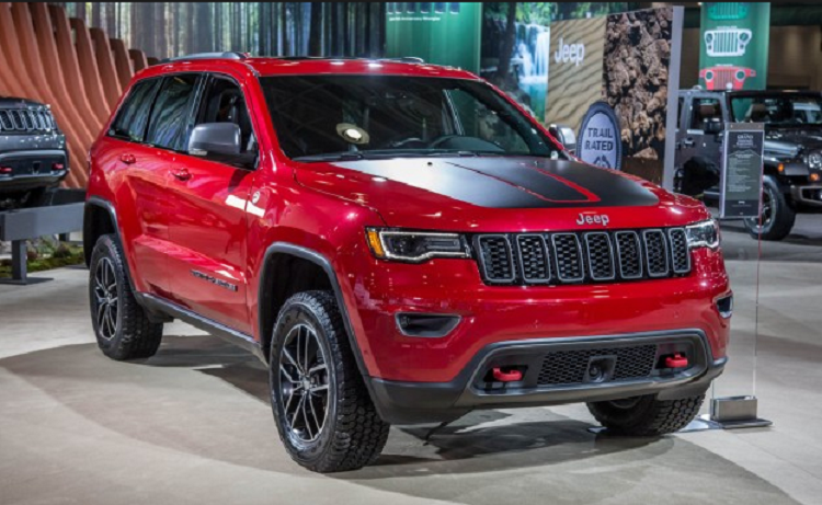 2020 Jeep Compass Price Specs Release Date 2017 Jeep Grand