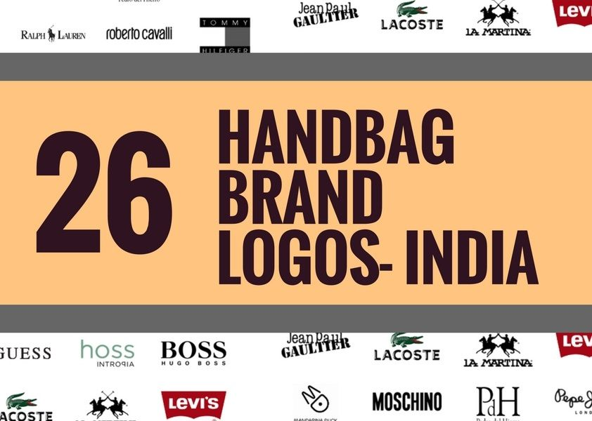 26 Best Ladies Handbag Brands Logos Brandyuva In Popular Brands