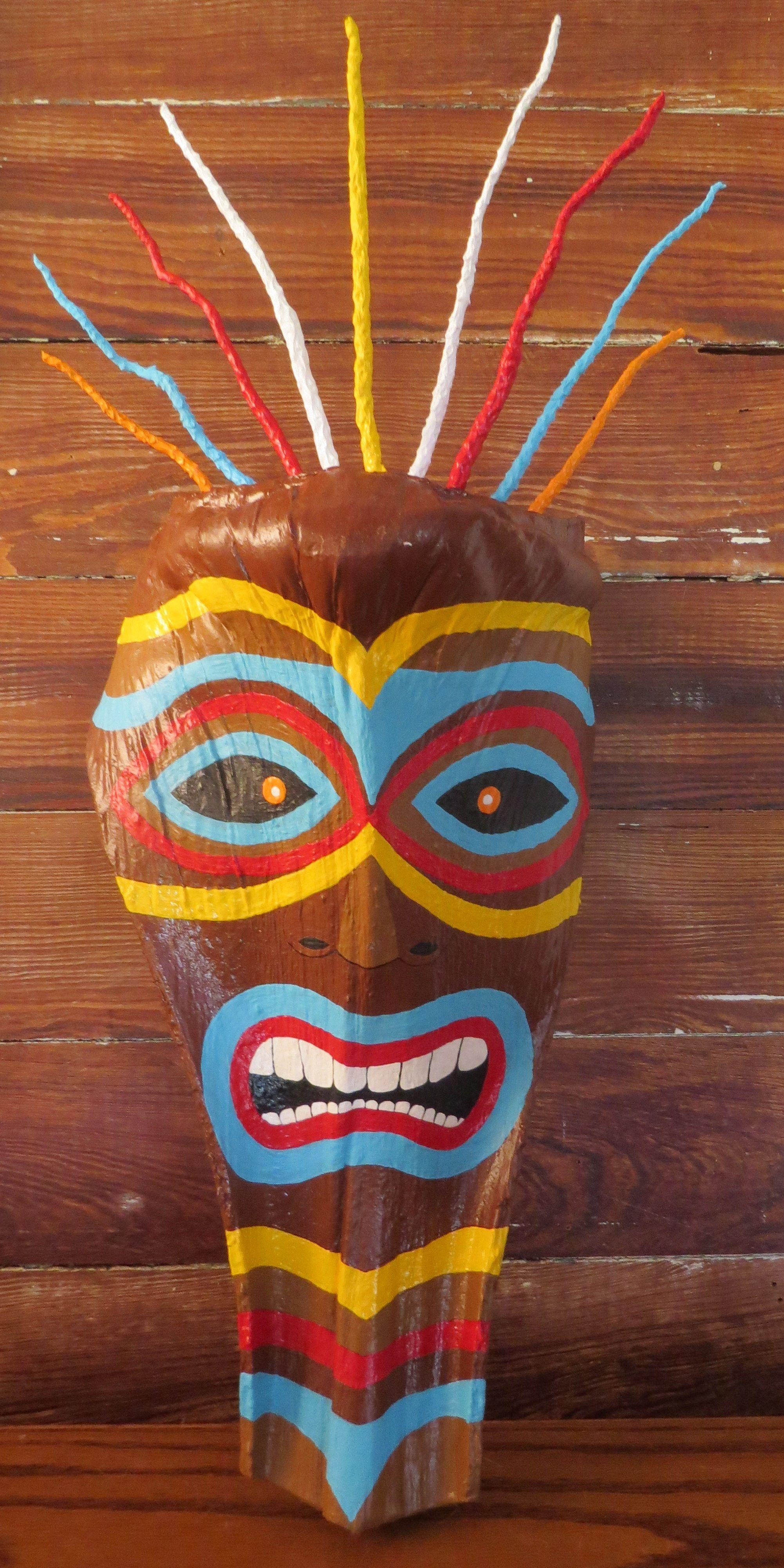 Tiki Guy Palm Frond | palmeras | Pinterest | Palmeras y Palmas