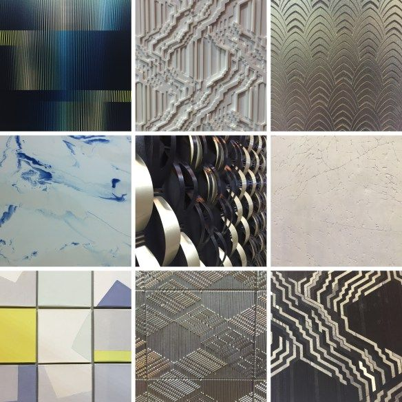 Surface And Material Trends 2017