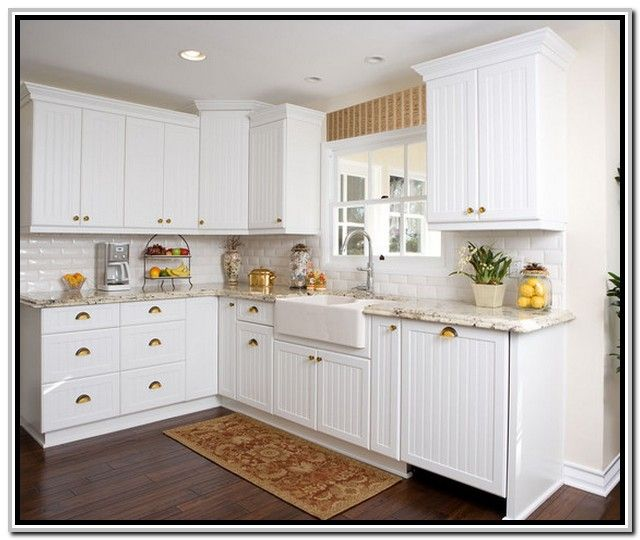 Transom Window Over Sink White Beadboard Kitchen Cabinets Pictures