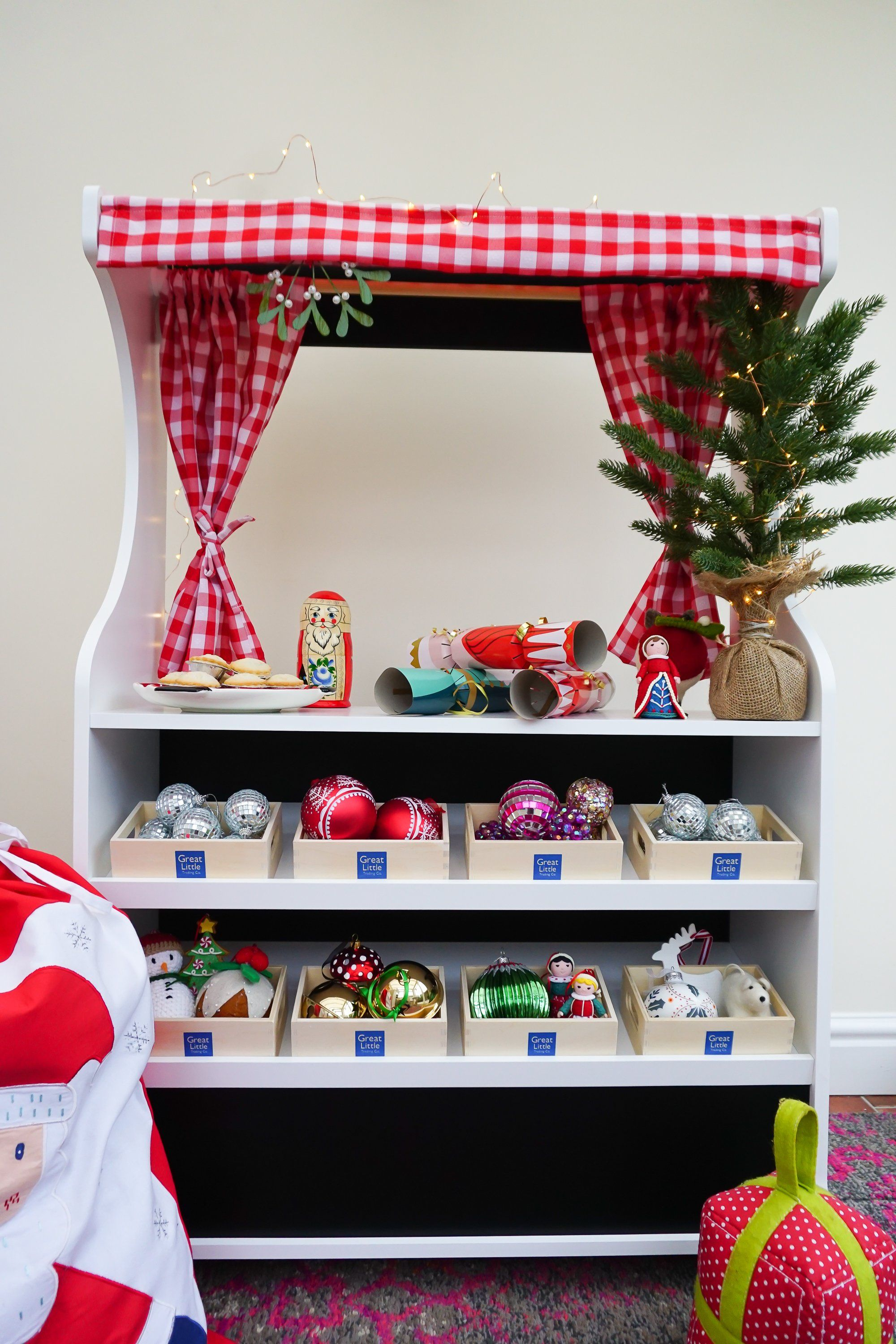 Classic toys the sixpence play shop gets a christmas