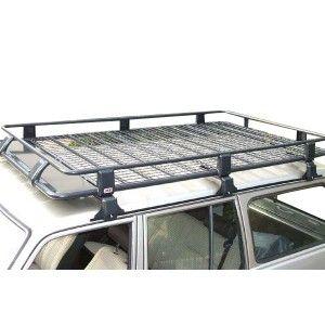 Arb 73 X 49 Roof Rack Basket With Mesh Floor Tubular Steel Roof Rack Basket Car Roof Racks Roof Rack