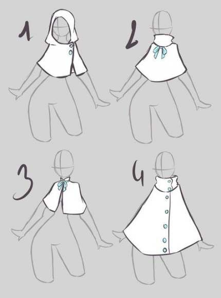 Photo of 44+  ideas drawing anime clothes animation