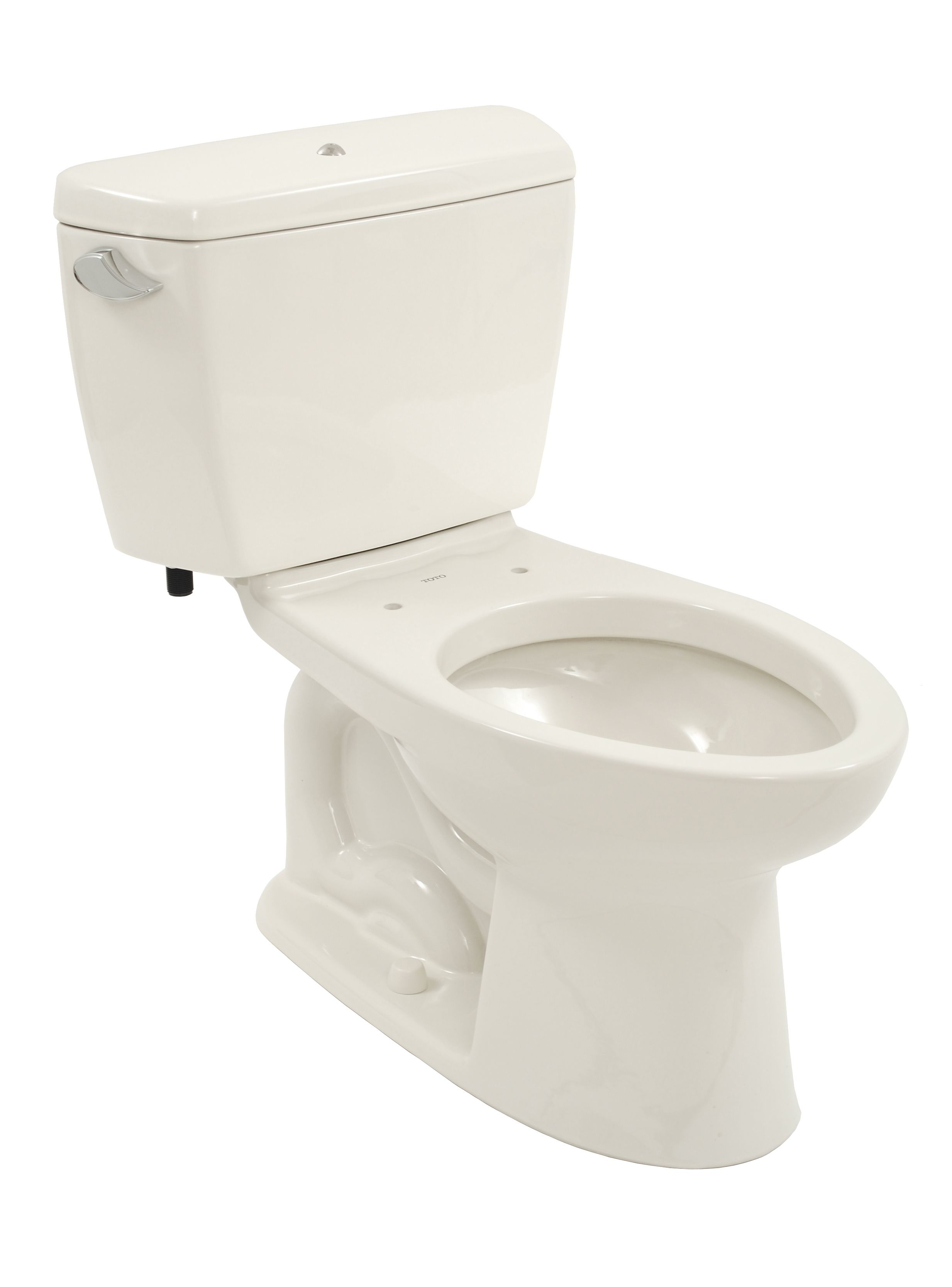 Toto Drake Two Piece Elongated 1 6 Gpf Toilet With Insulated Tank