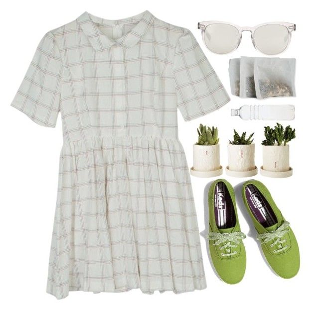 """Без названия #164"" by red-moon-98 ❤ liked on Polyvore featuring Keds, Dolce&Gabbana and Seletti"