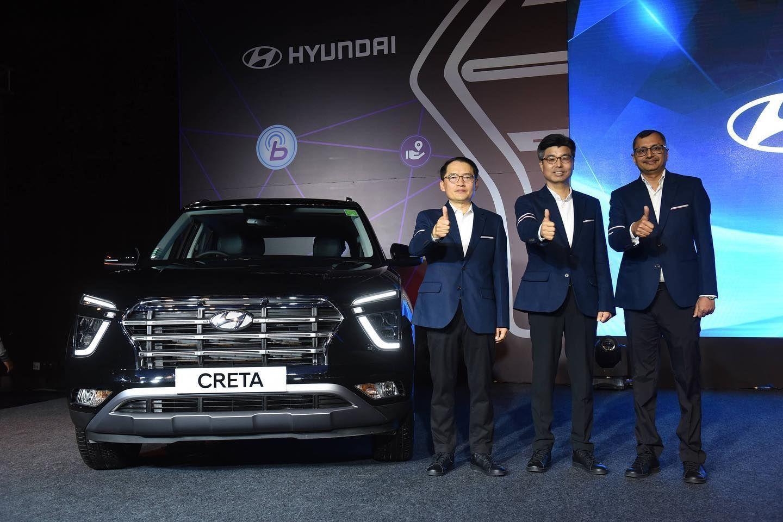 Hyundaiindia Launches The Allnewcreta In India At Inr 9 9 Lakh The Range Top Hyundaiindia Launches The Allnewcreta I In 2020 New Hyundai Hyundai Range Top