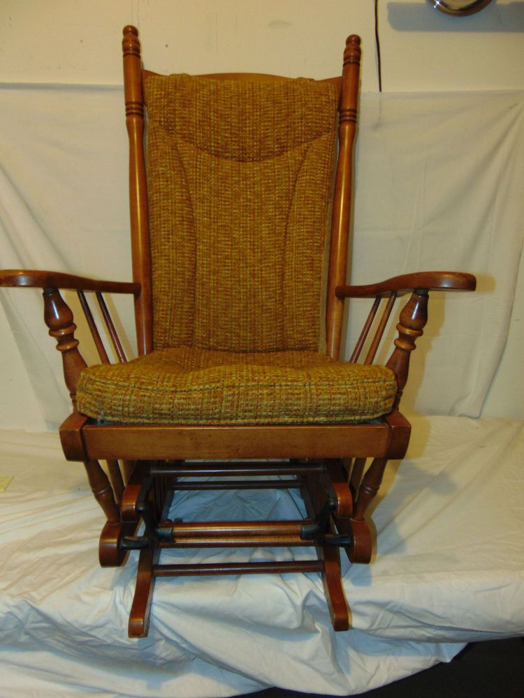 introduction rocking id chair platform restoration large glider