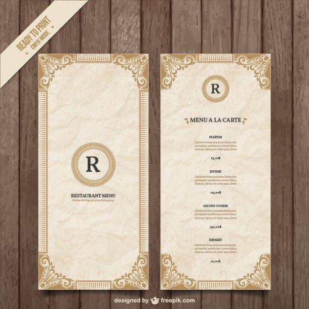 free menu design templates drinks menu vectors photos and psd files