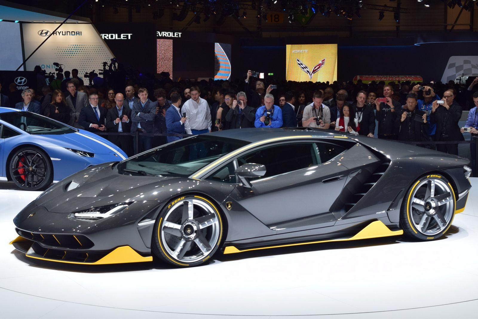 Lamborghini Centenario Making Uk Debut At Salon Prive Posts I Like