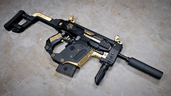 Nerf Stryfe Kriss Vector *All orders after 25th September will be sent out  after December