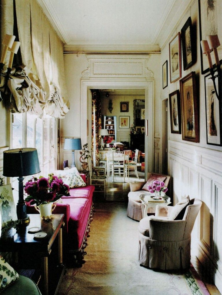 25 Beautiful Parisian Home Eclectic Decor Ideas Page 7 Of 28