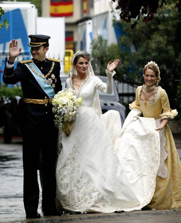 Top 10 facts about Princess Letizia | Princess letizia, Princess and ...
