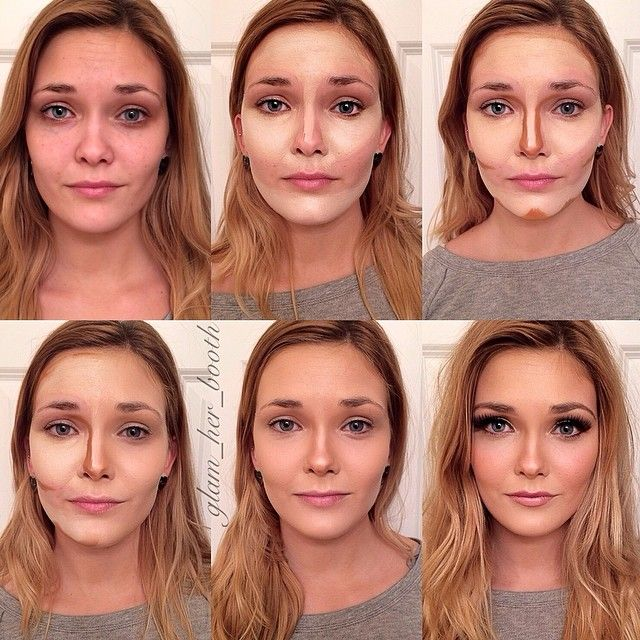 anastasia beverly hills contour kit before and after. here is a long overdue pictorial of the contour/highlight anastasia beverly hills contour kit before and after l