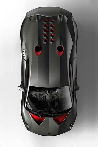 Lamborghini Sesto Elemento Iphone Wallpaper