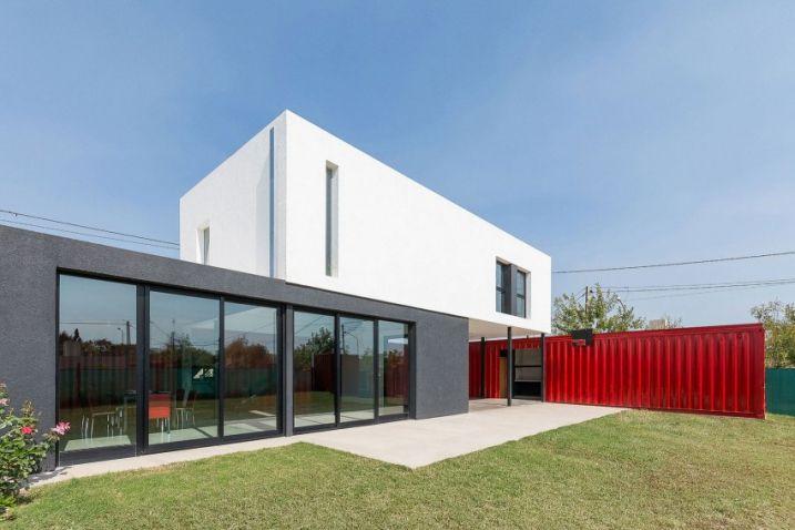 Maison Avec Container construire sa maison avec des containers maritimes | shipping
