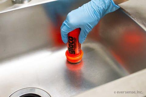 車の撥水コーティング剤 ガラコ がシンクや水回りに便利って本当 ガラコ お掃除 お掃除の裏技