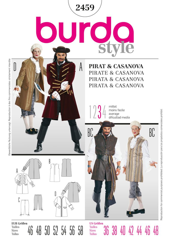 Burda Childrens Easy Sewing Pattern 9473 Historical Dress /& Bonnet Costum...