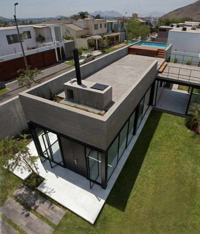 Rooftop Oasis Lima 3 Rooftop Design House Architecture