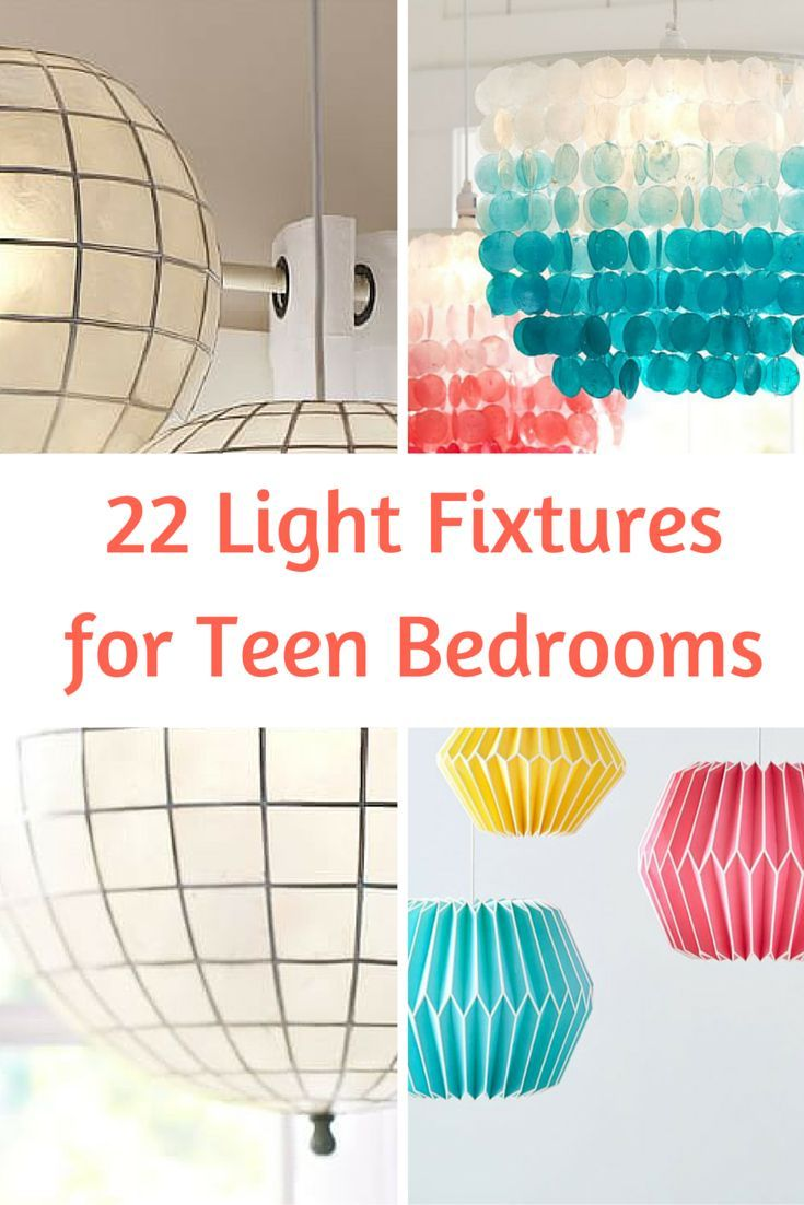 22 Light Fixtures For Teen Bedrooms Tweens And Teens Teen