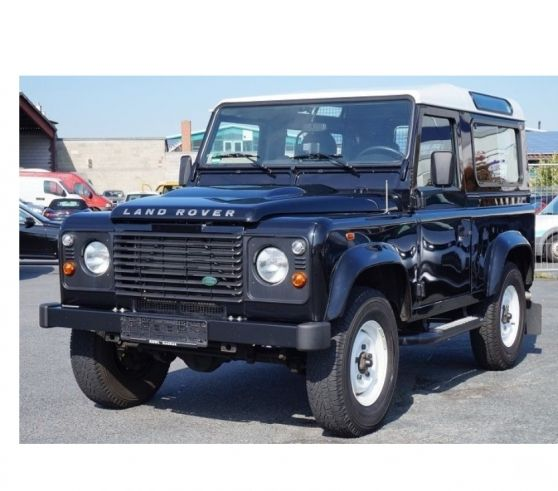 Epingle Sur Land Rover Defender