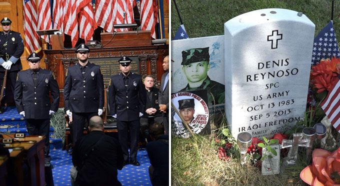 Cops Who Shot and Killed Unarmed Veteran Were Just Awarded