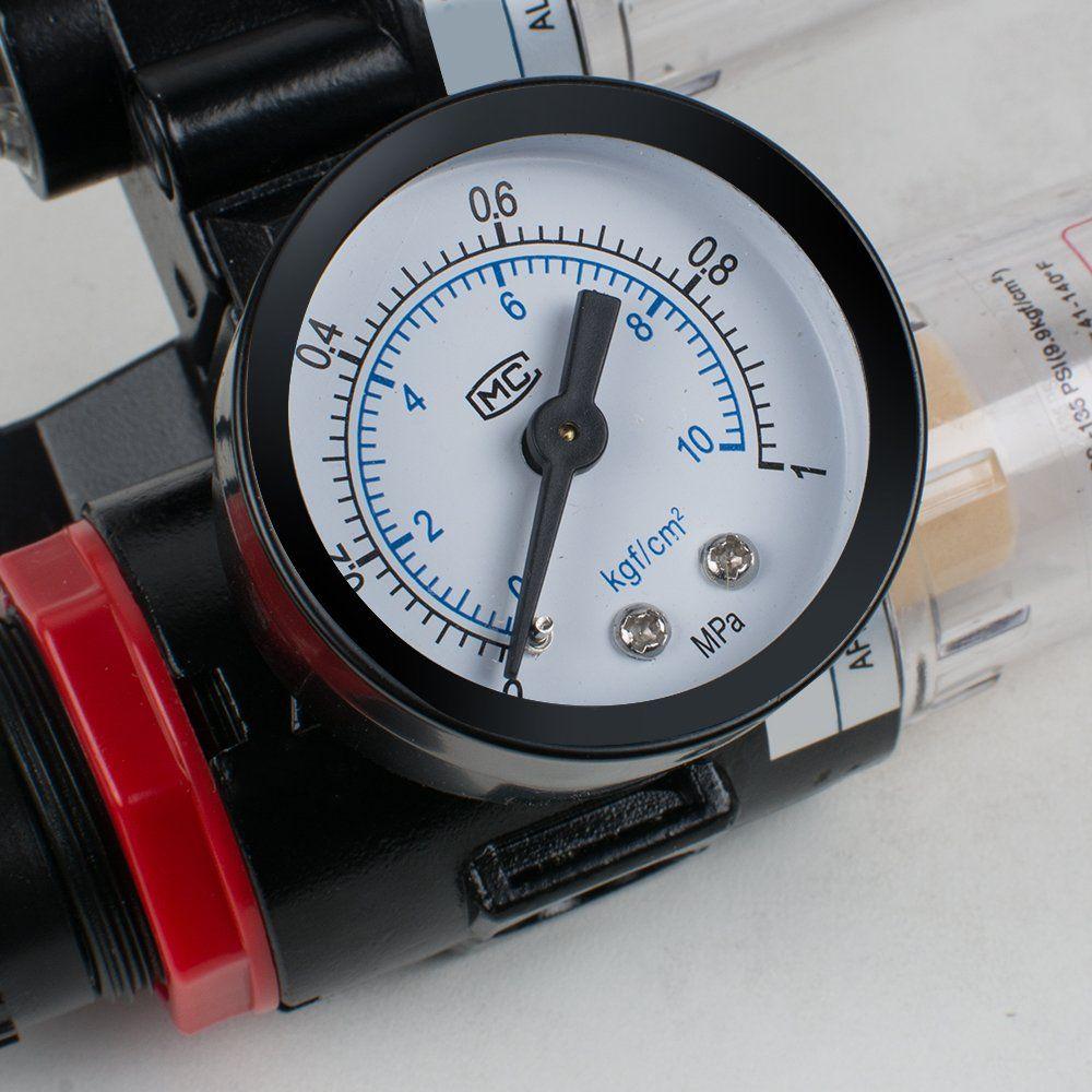Enshey Air Pressure Regulator Oil/Water Separator Trap