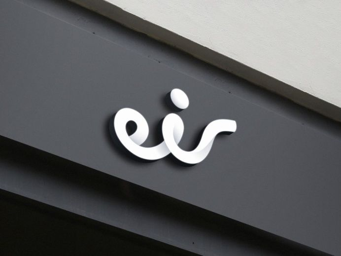 Goodbye (another) swooshy globe as Moving Brands changes Eircom into eir in Logo design