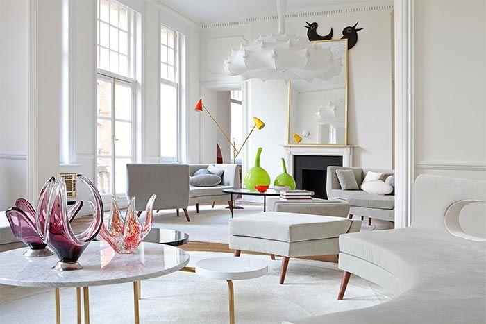 Un apartamento de lujo en londres por teresa sapey a - Apartamentos lujo londres ...