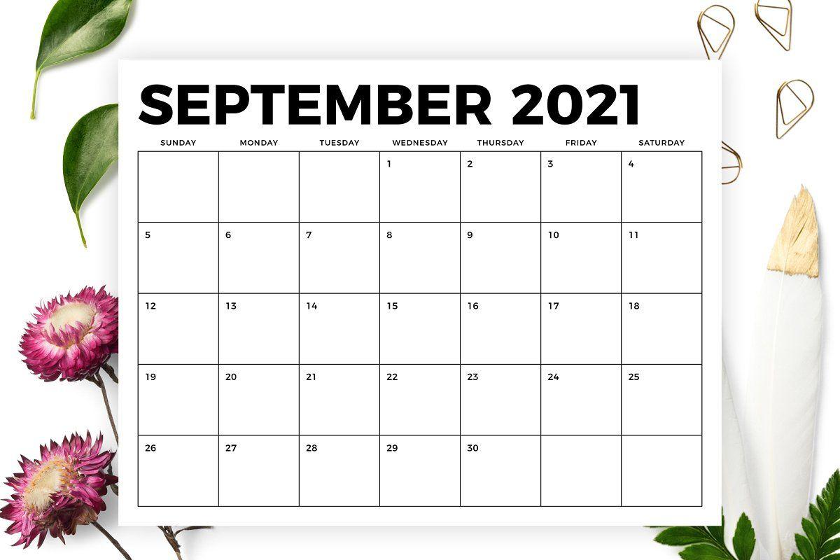 8 5 X 11 Inch Bold 2021 Calendar In 2020 Calendar Graphic 2021 Calendar Calendar Template