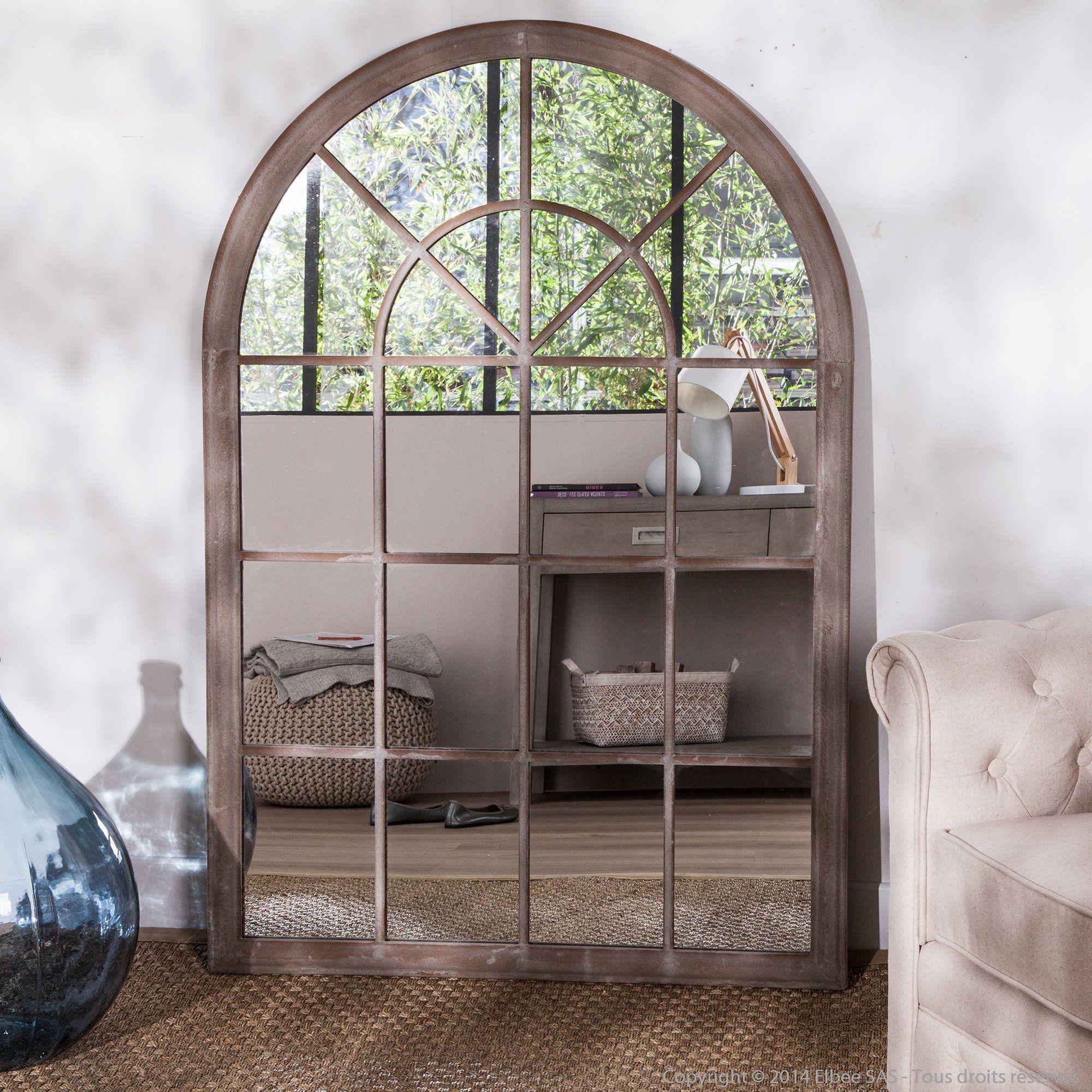Livraison offerte sur tout le site delamaison home sweet home pinterest demeure miroirs for Grand miroir gris