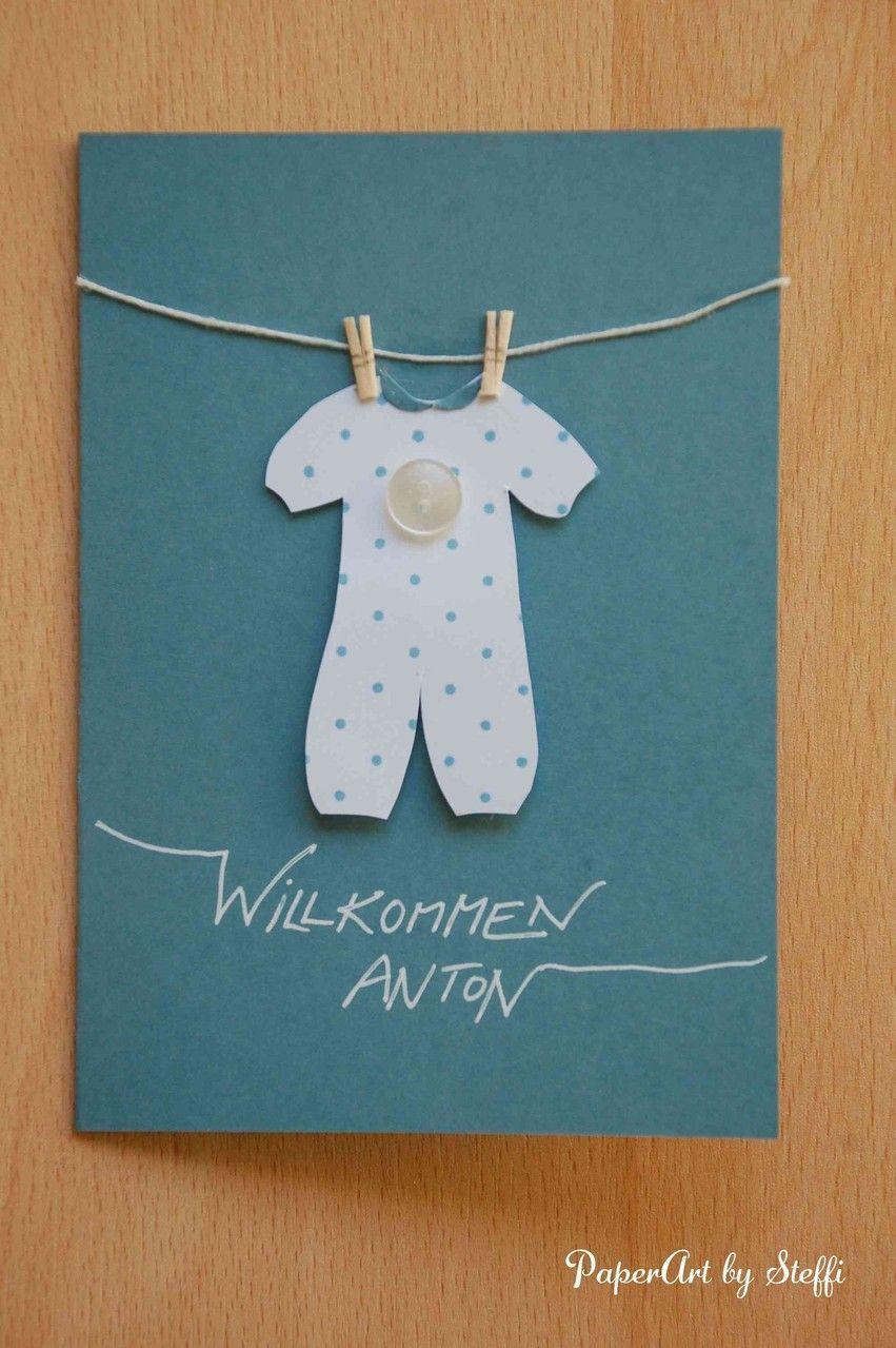 karte zur geburt nr 385 2 50 baby baby cards baby scrapbook und diy baby gifts. Black Bedroom Furniture Sets. Home Design Ideas