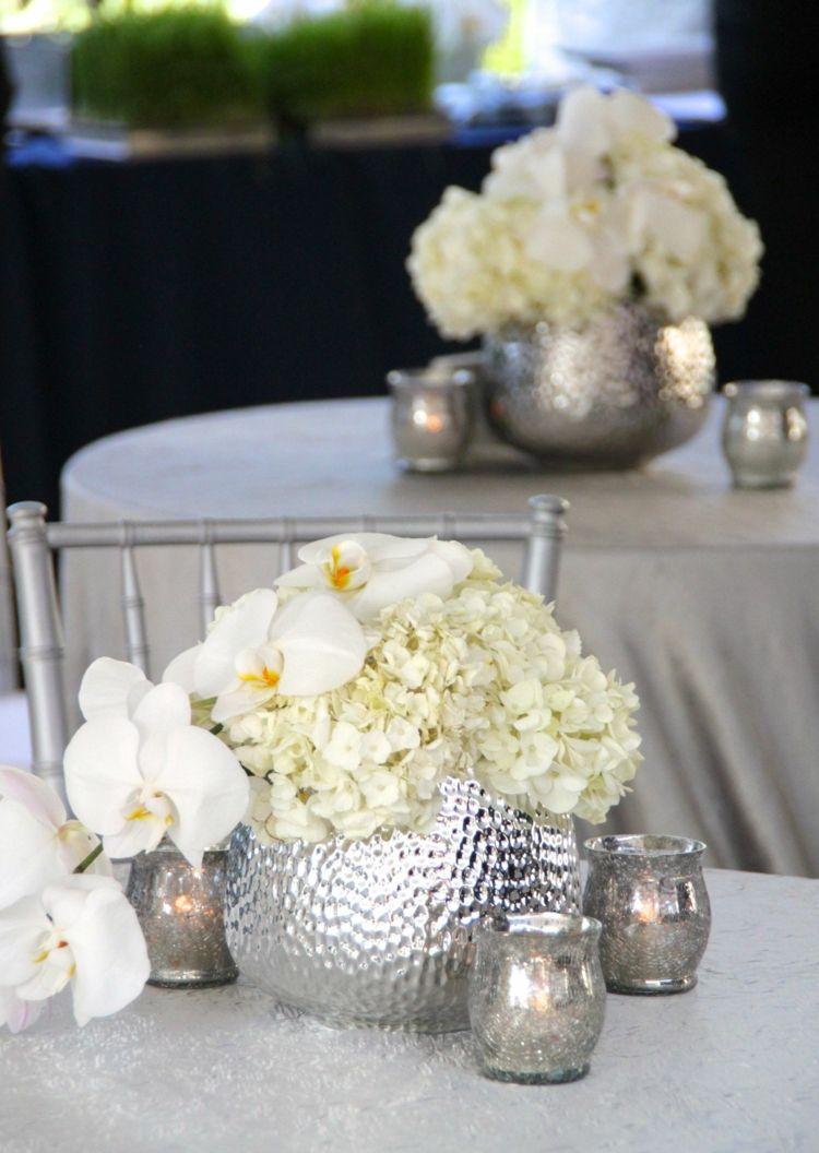 Dekoration Orchideen Tischdeko Bezaubernder Blickfang Fur Hochzeit