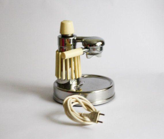 cafeti re lectrique utentra vintage made in italy en. Black Bedroom Furniture Sets. Home Design Ideas