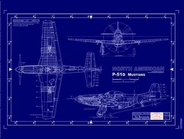P51 Mustang Engineering Plans Model Aircraft Pinterest Rhpinterest: Spitfire Airplane Schematics Or Drawings At Gmaili.net