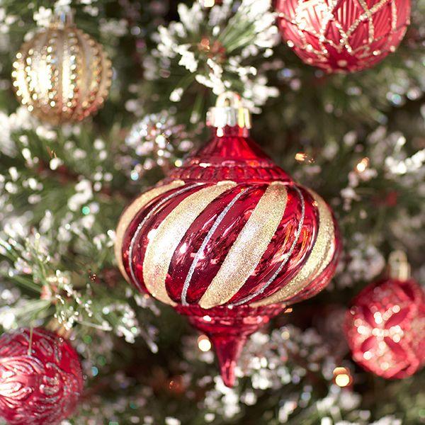 Martha Stewart Living™ Regal Holiday Assorted Christmas Ornaments