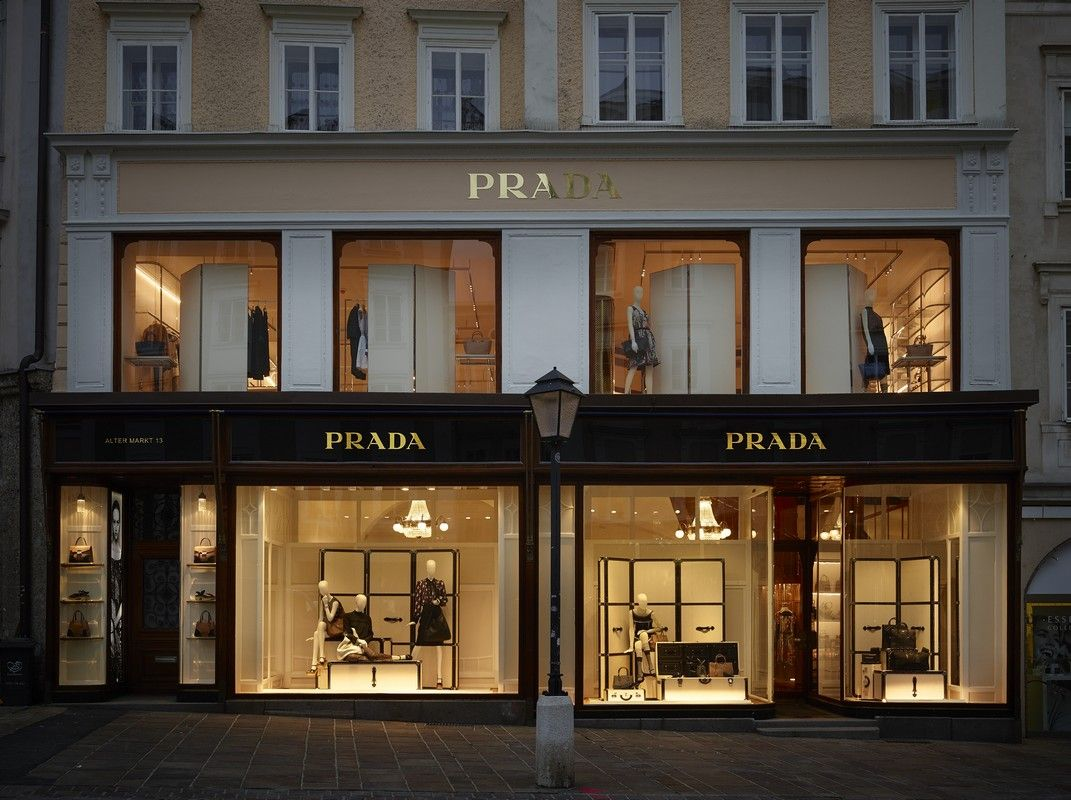e877431823 Prada opened new store in Salzburg | Store Openings in 2019 | Shop ...