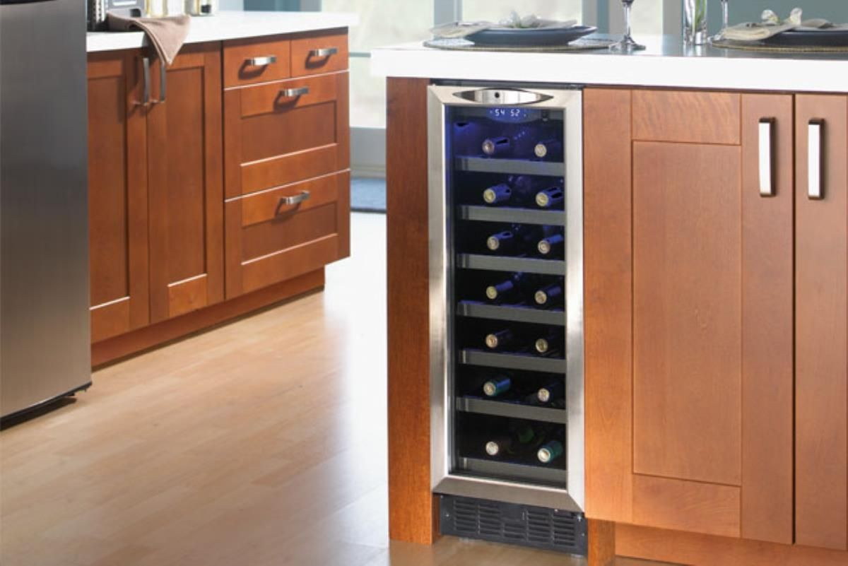 Wall Mounted Wine Chiller A Range Of Flat Panel Lcd And