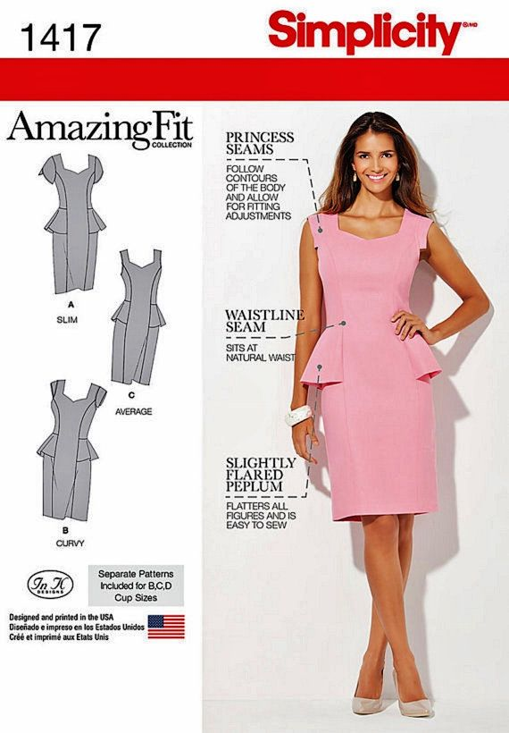 Diese erstaunlich Fit Kleid Muster Angebote passt der einzelnen ...