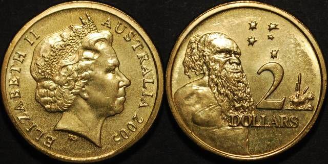 Australian 2 Dollar Coin Value Coins Rare Coins Worth Money Dollar Coin Value