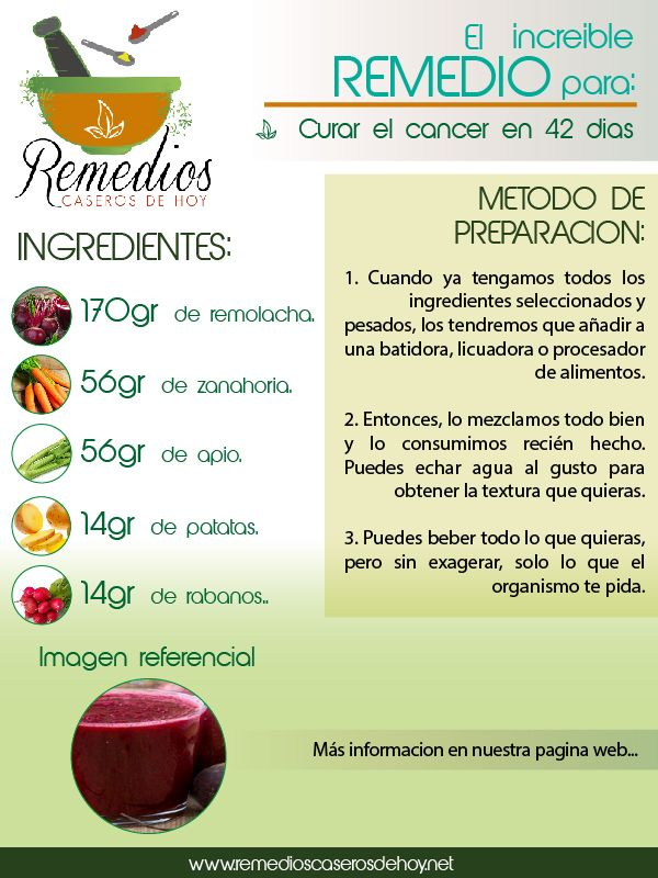 Elimina Las Células Del Cáncer En 42 Días Con Este Remedio Natural Medicine Health Diet Healthy Food Habits