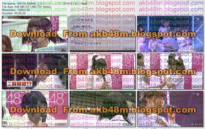 バラエティ番組160103 AKB48 ネ申テレビ シーズン20 #12終 mp4   ALFAFILE160103.AKB48.Nemousu20.#12.Fin.rar ALFAFILE Note : HOW TO APPRECIATE ? Donot just download and disappear ! Sharing is caring ! so share on Facebook or Google Plus or Recomended for High Speed Download Buy a Premium Through my link ! Keep Visiting DAILY AKB48 (The Viral Section) For News ! Again Thanks For Visiting . Have a nice day ! i only say to you Enjoy the life !RAR PASSWORD CLICK HERE  2016 720P AKB48 TV-Variety ネ申テレビ
