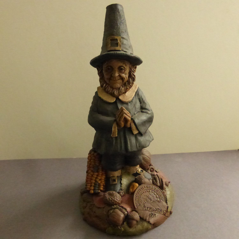 Plymouth Studio Pilgrim Tom Vintage Clark Cairn Gnome nBzxXwX7q8