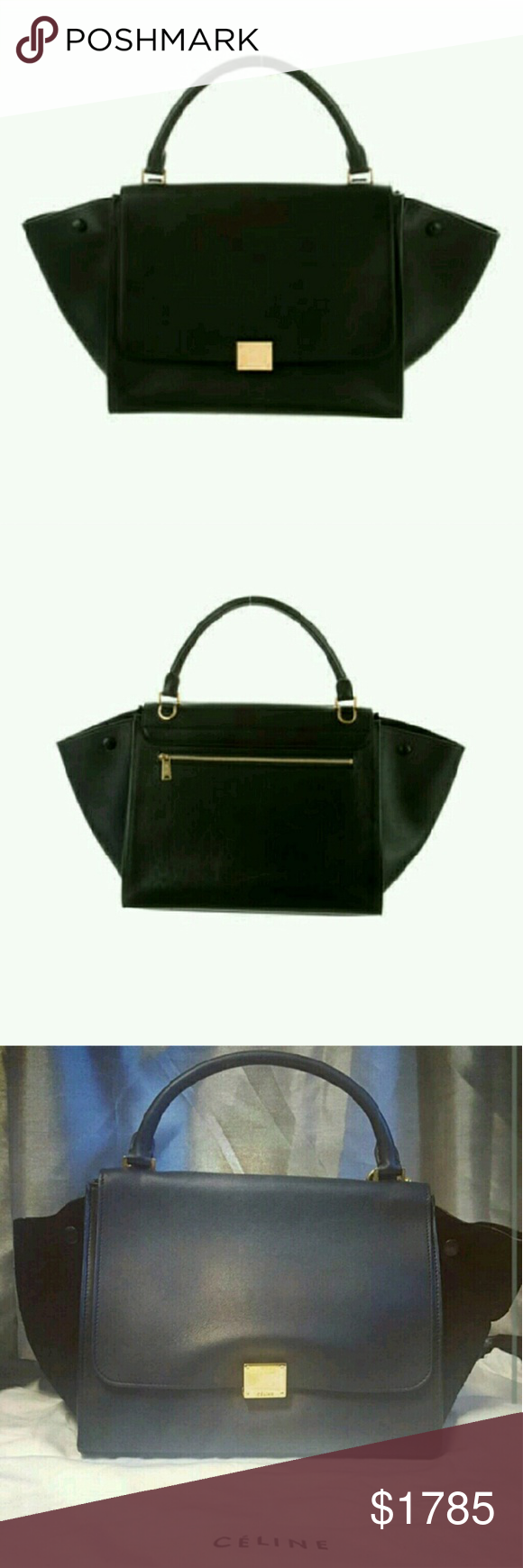 Celine medium trapeze PRICE FIRM From the 2013 Collection