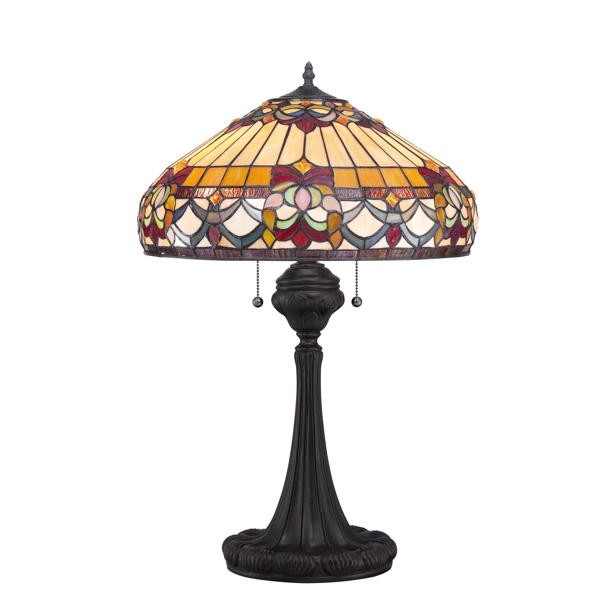 """Howell 27"""" H Table Lamp with Bowl Shade"""