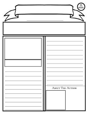 Hereu0027s a how-to and a printable newspaper article template for - newspaper templates for kids