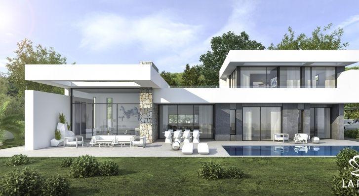 la perla residencial villa emma my home ideas pinterest maison projet maison et maison. Black Bedroom Furniture Sets. Home Design Ideas