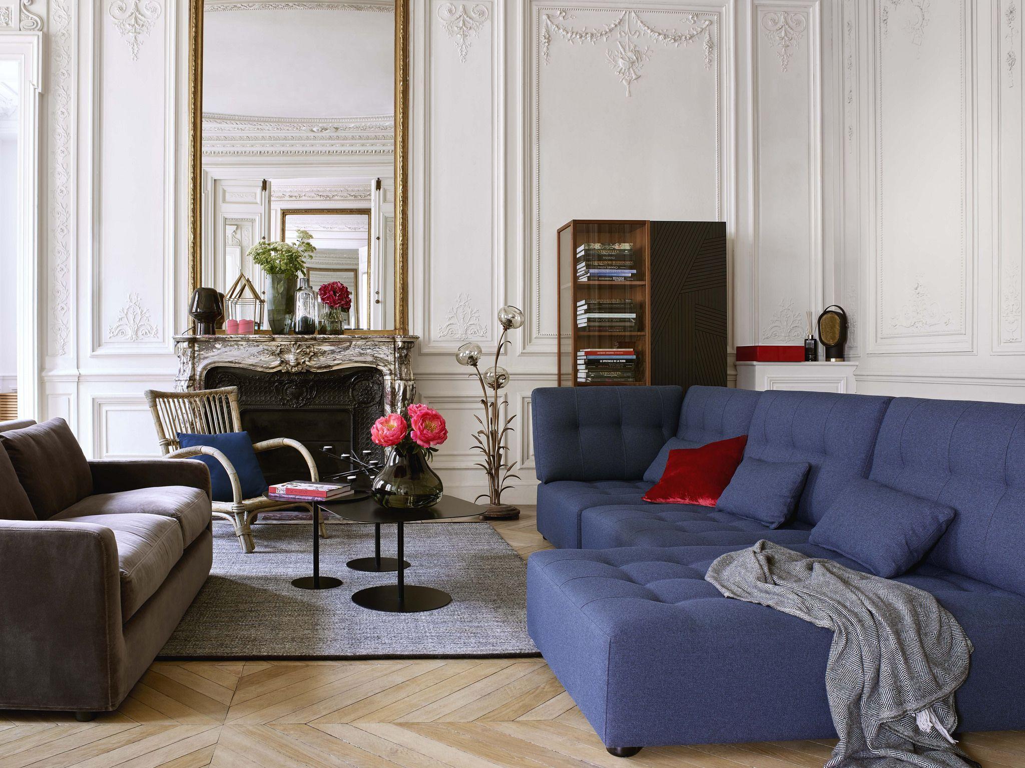 Habitat Design Reiko Est Une Gamme De Canapes Modulables Qui S Adapte A Tous Les Espaces Elle A Ete Dessi Decoration Maison Canape Modulable Idees De Decor