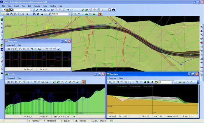 Diolkos By Diolkos3d Diolkos Is A Complete And Robust Solution For Designing All Types Of R Civil Engineering Software Road Design Transportation Engineering