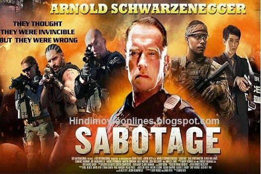 Watch Sabotage 2014 Latest English  Hollywood Movie -5597